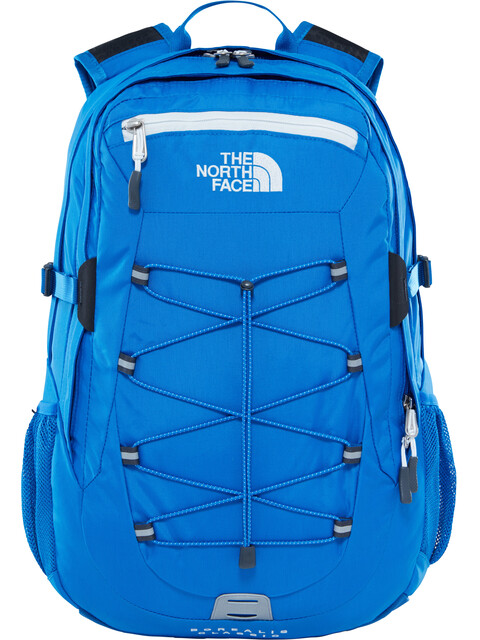 The North Face Borealis Classic Backpack Turkish Sea/TNF White